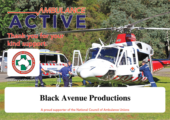 Ambulance Active Supporter