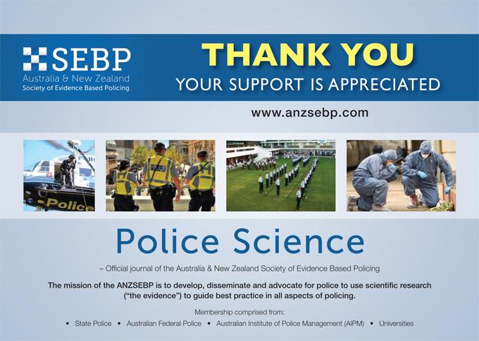 SEBP Police supporter