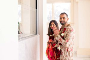 traditional hindu style wedding