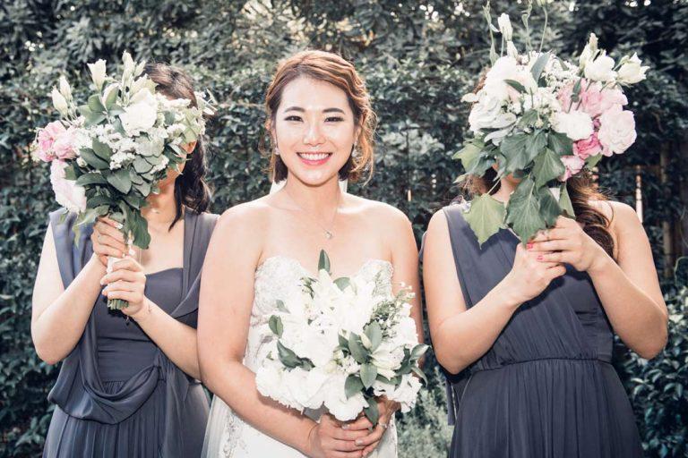 Bridal party wedding photography ideas Melbourne Australia 2