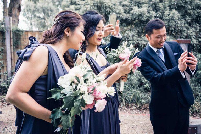 Bridal party wedding photography ideas Melbourne Australia 4