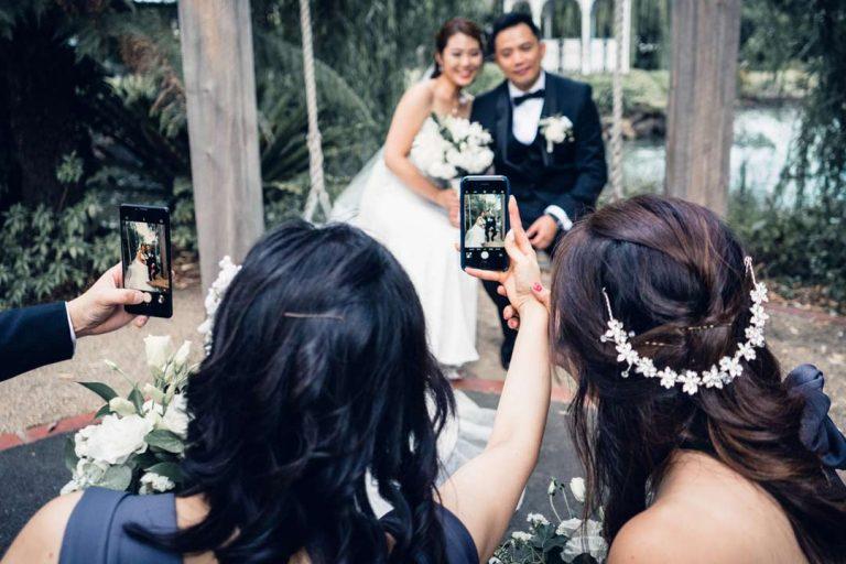 Bridal party wedding photography ideas Melbourne Australia 5