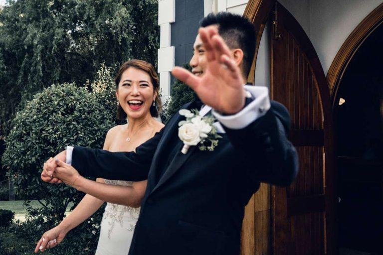 Melbourne church wedding ceremony 5