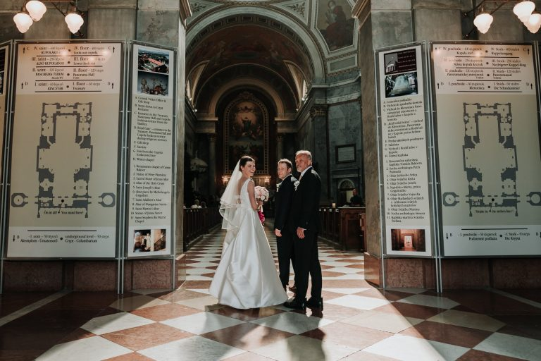 Esztergomi Basilica destination wedding Black Avenue Productions 25