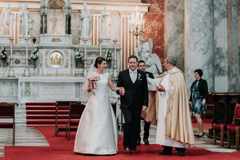 Esztergomi Basilica destination wedding Black Avenue Productions 8