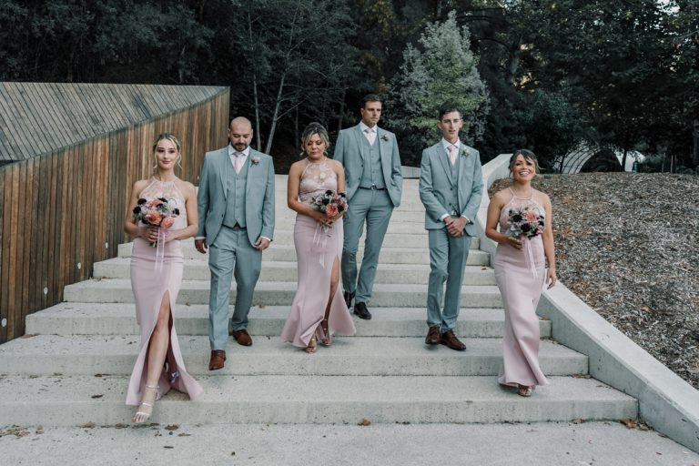 Wilson Botanic Park Berwick Wedding 26
