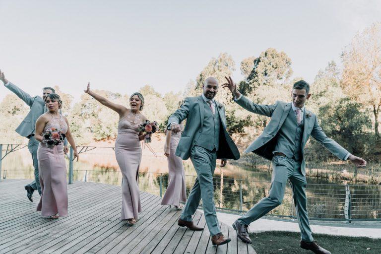 Wilson Botanic Park Berwick Wedding 27