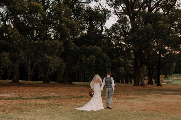 Wilson Botanic Park Berwick Wedding 39