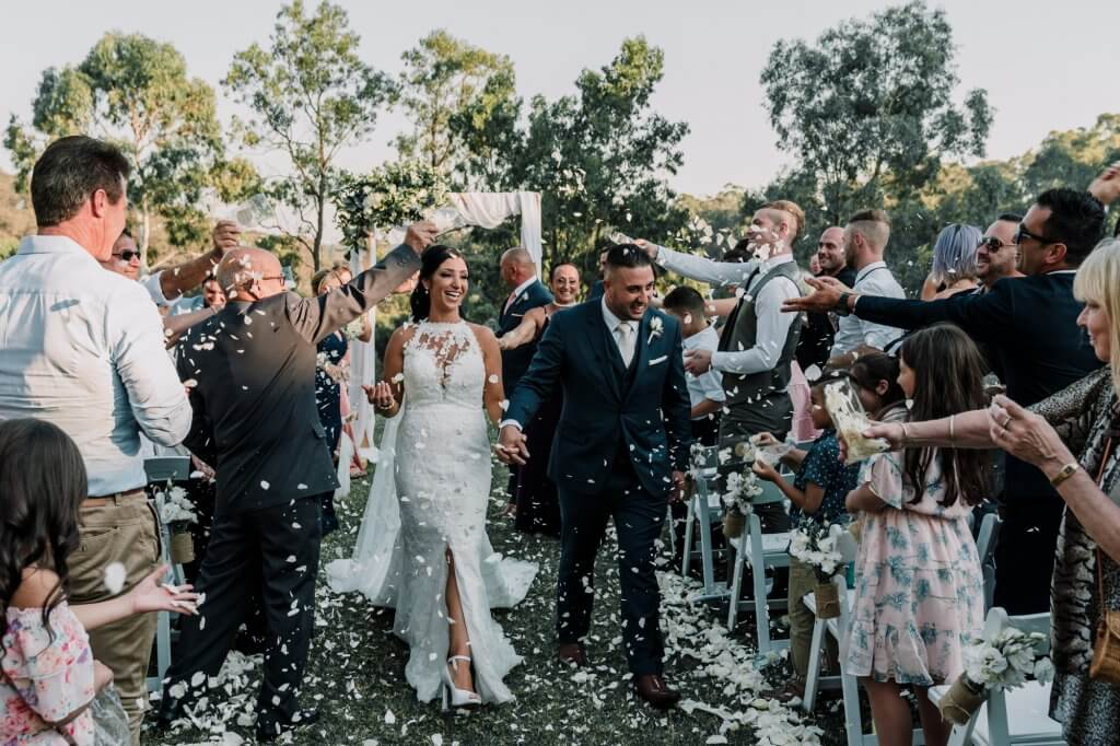The Rustic Revival Embracing the Charms of Outdoor Weddings