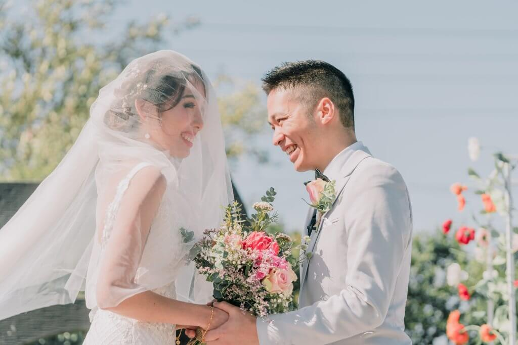 Jullie and Alvin Summer Wedding in Melbourne shot by Black Avenue Productions