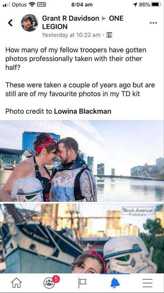 Black Avenue Productions wedding positive review