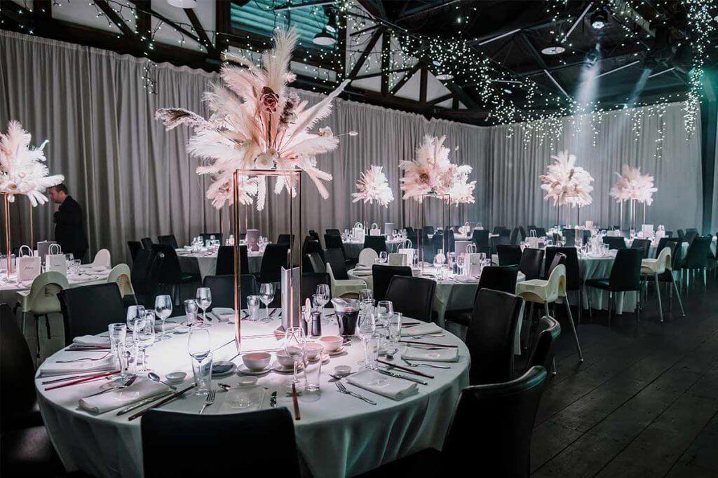 perfect wedding venue in Australia shot by award winning Black Avenue Productions