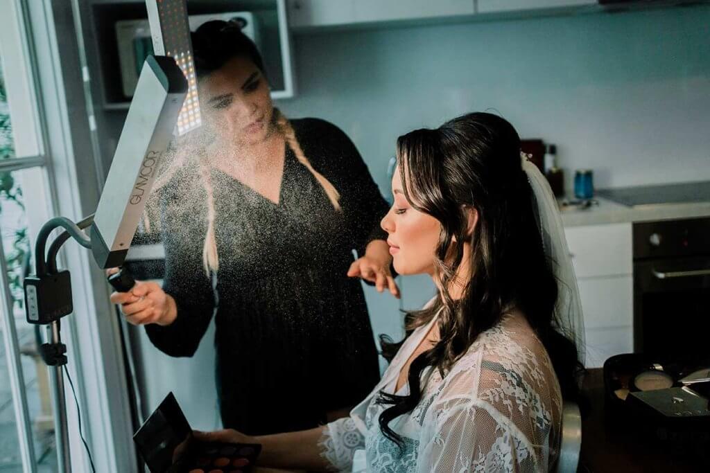 bridal makeup by tiffany love
