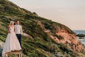 All Smiles Sorrento Beach Wedding - Best Wedding Venue in Melbourne Australia