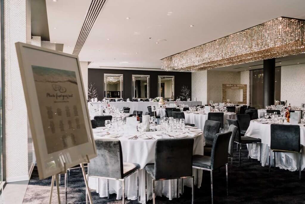Seaview restaurant in Brighton Savoy - Best Wedding Venue in Melbourne Australia