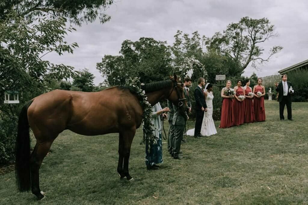 Rustic Wedding - 2022 best wedding themes in Australia