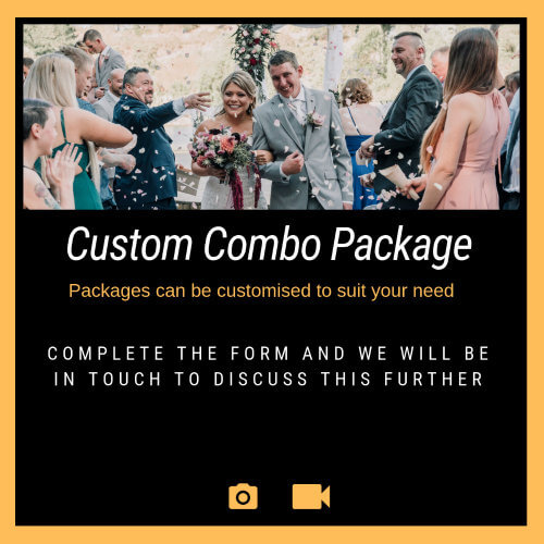 Custom Combo Package