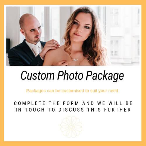 Custom Photo Package